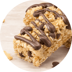 Health and Nutrition Applications Granola Bars