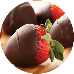 Snacks Chocolate Covered Strawberries