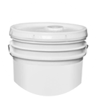 Shapes and Sizes Pails