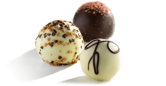 Premium Coatings Truffles